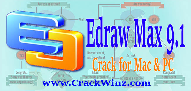 Edraw Max Crack Cover Image