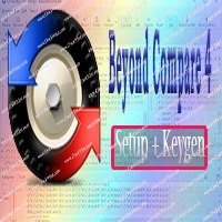 Beyond Compare 4.2.8 Pro Edition with Keygen for Windows & Mac