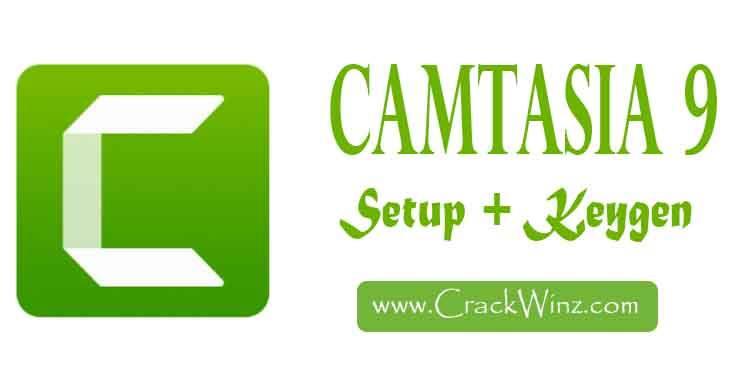 Camtasia 9 Keygen Cover