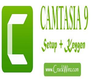 Camtasia 9 Setup with Keygen For Windows and Mac