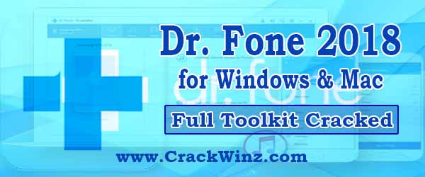 Cover Image for Dr.Fone Crack