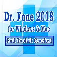 Wondershare Dr.Fone v10.3.1 Crack with Latest Full Setup & Toolkit
