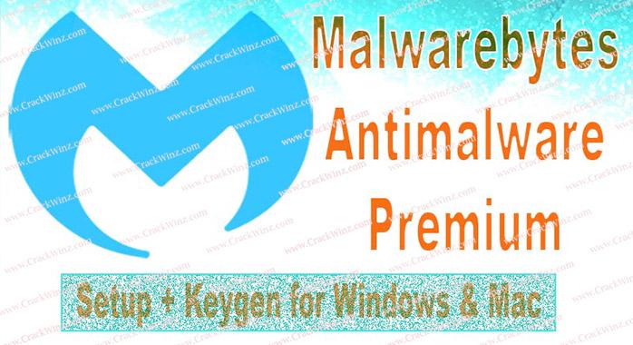 Malwarebytes Antimalware Keygen Cover