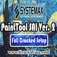 PaintTool SAI Crack for Latest Full Version  2 Free Download