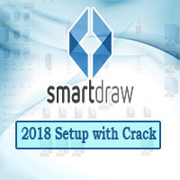 SmartDraw 2019 Crack + License Key For [Mac & Windows]