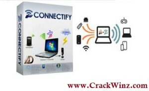 CConnectify Hotspot 2018 Crack With License Key Full Free Here