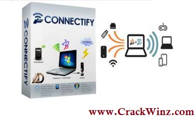 Connectify Hotspot 2019 Crack With Full Keys Here
