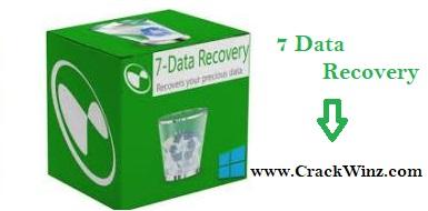 7 Data Recovery v4.1 Keygen