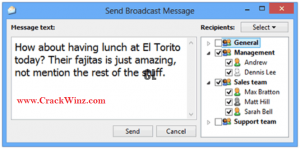 Softros LAN Messenger 9.1.1 Crack