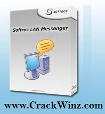 Softros LAN Messenger v9.2.5 Crack + License Key Latest