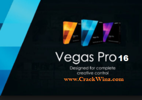 Sony Vegas Pro 16 Crack + Torrent 2019 [LifeTime]