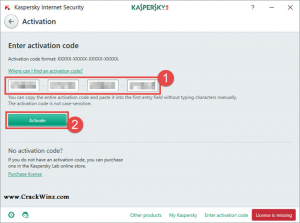 kaspersky internet security antivirus keys