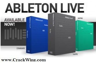 Ableton Live 10.0.5 Crack + Patch [2019] Download